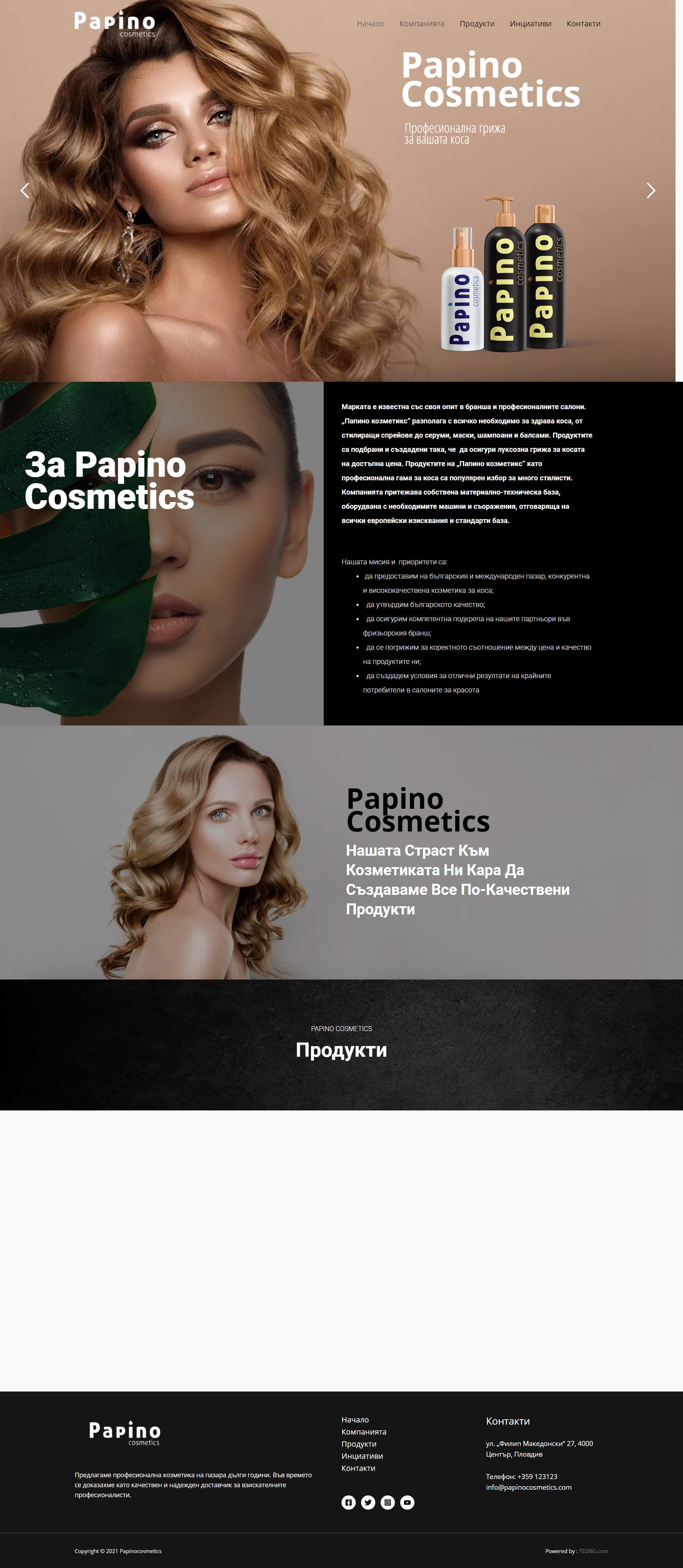 Papinocosmetics - papinocosmetics.com